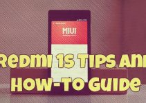 Redmi 1s Tips and How-to Guide
