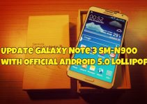 Update GALAXY Note 3 SM-N900 with Official Android 5.0 Lollipop