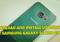 Download and Install USB Drivers for Samsung Galaxy S6 and Edge