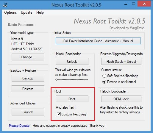 Root-Flash-TWRP-Nexus-9