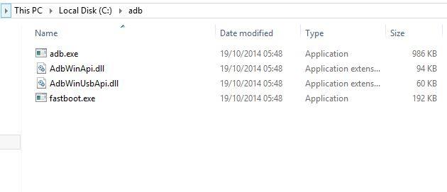 ADB-files