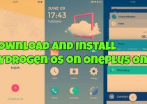 Download and Install Hydrogen OS on Oneplus One