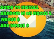 Guide to Install Android M On Nexus 5, 6 And Nexus 9