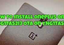 How to Install OnePlus One YNG1TAS2I3 OTA on YNG1TAS17L