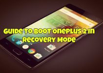 Guide to Boot OnePlus 2 In Recovery Mode