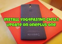 Install YOG4PAS1N0 CM12.1 Update on Oneplus One