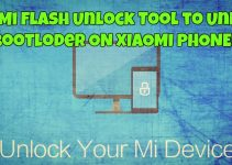 Use Mi Flash Unlock Tool to Unlock Bootloder