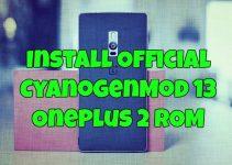 Official CyanogenMod 13 OnePlus 2