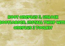 OnePlus 3 ToolKit