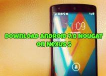 Nexus 5 recovery stock