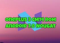 OnePlus 3 CM14 ROM