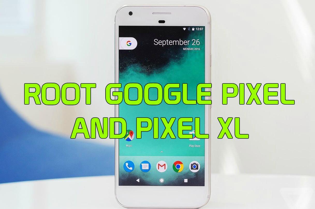 Root Google Pixel and Pixel XL with Magisk App
