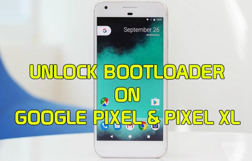 unlock-bootloader-google-pixel