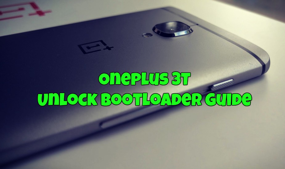 oneplus-3t-unlock-bootloader-guide