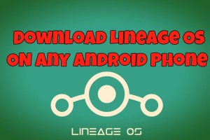Download Lineage OS