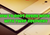 Root-Redmi-Note-4