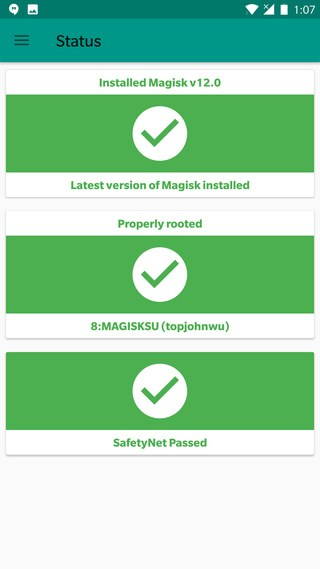 Download Latest Magisk Manager and Root Android