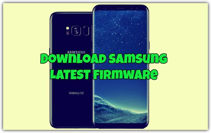 Download Samsung Firmware