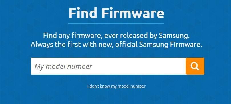 Find-Firmware