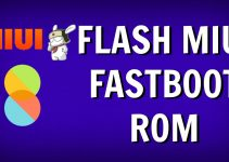 Flash MIUI Fastboot ROM