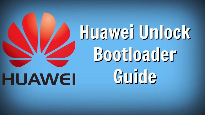Huawei Unlock Bootloader Guide