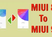 Download MIUI 9
