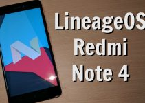 Download LineageOS 14.1 On Redmi Note 4