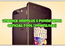 UnBrick OnePlus 5
