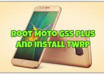 Root Moto G5S Plus