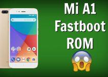 Flash Mi A1 Fastboot ROM