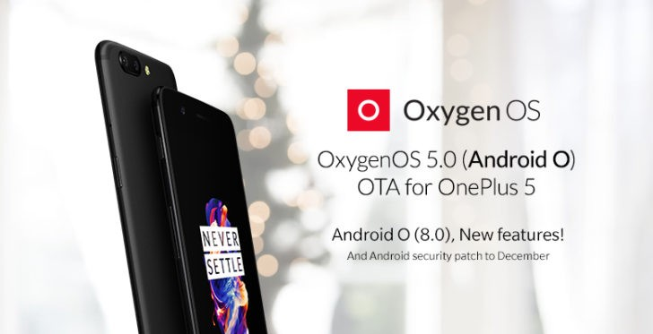 OnePlus 5 OxygenOS 5.0 Features and Changelogs