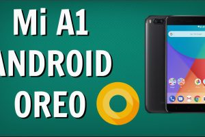 Install Android Oreo on Mi A1 phone