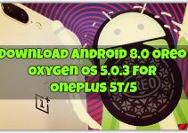 Download Android 8.0 Oreo Oxygen OS 5.0.3 for OnePlus 5T