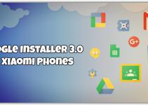 Google Installer 3.0 for Xiaomi Phones