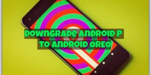 Downgrade Android P Beta to Android OREO