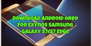 Download Android Oreo For Exynos Samsung Galaxy S7 Edge