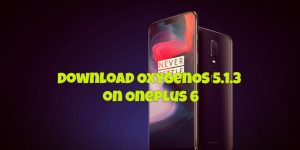 Download OxygenOS 5.1.3 on Oneplus 6
