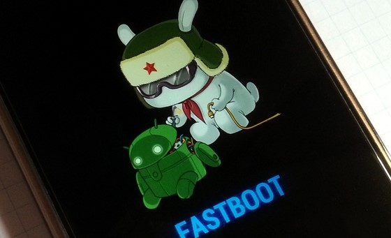 fastboot-Redmi-note-5-pro