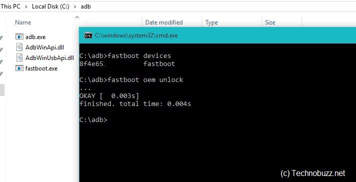 oneplus-6-Fastboot-OEM-Unlock