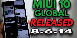 Download MIUI 10 Global On Redmi Note 5 Pro