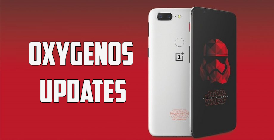 OxygenOS Update in OnePlus