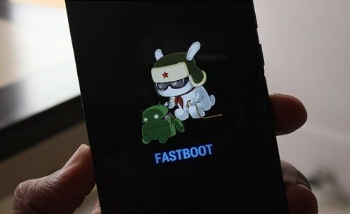 mi a2 fastboot mode