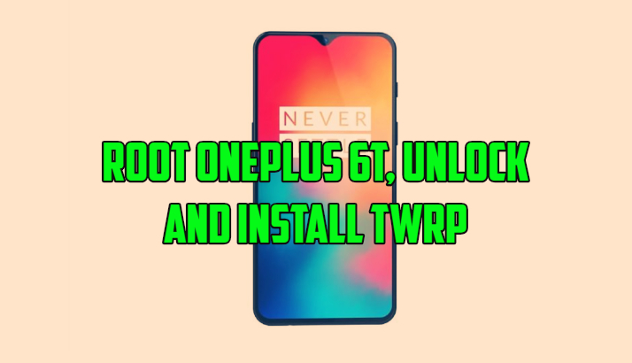 Root-Oneplus-6T