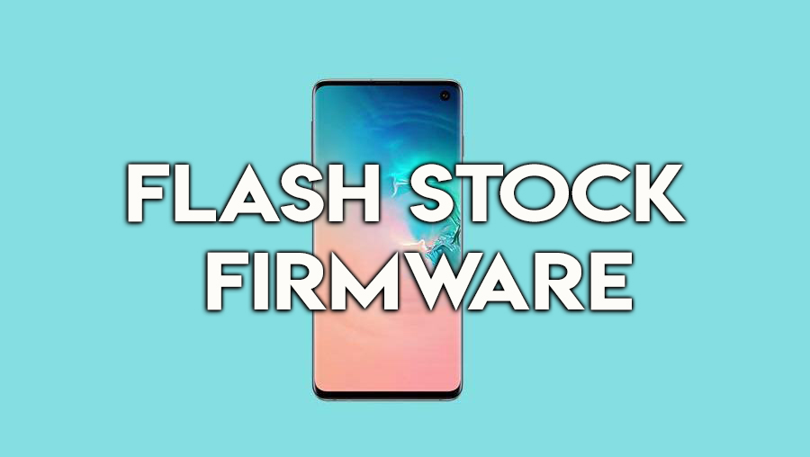 Flash Stock Firmware