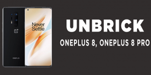 Unbrick Oneplus 8 Guide