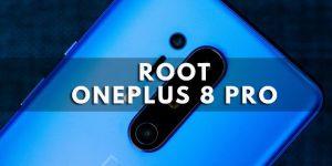 Root OnePlus 8 Pro