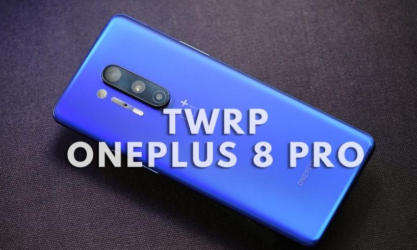 TWRP Oneplus 8 Pro