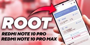 Root Redmi Note 10 Pro